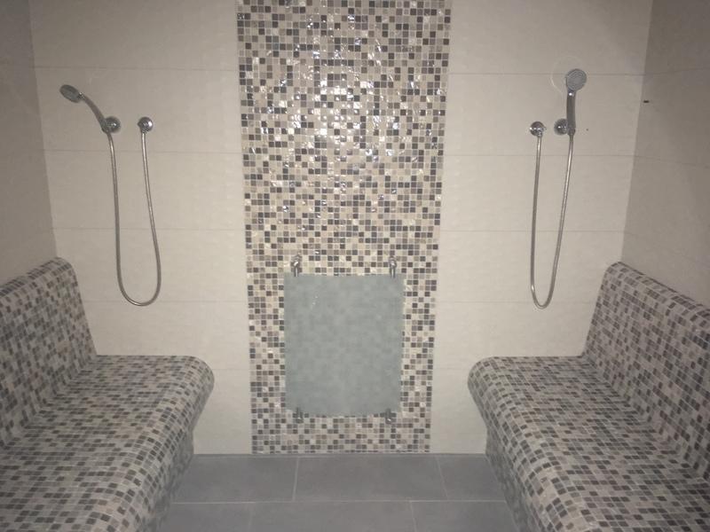 Ośrodek Leczenia Alkoholizmu WANT - sauna