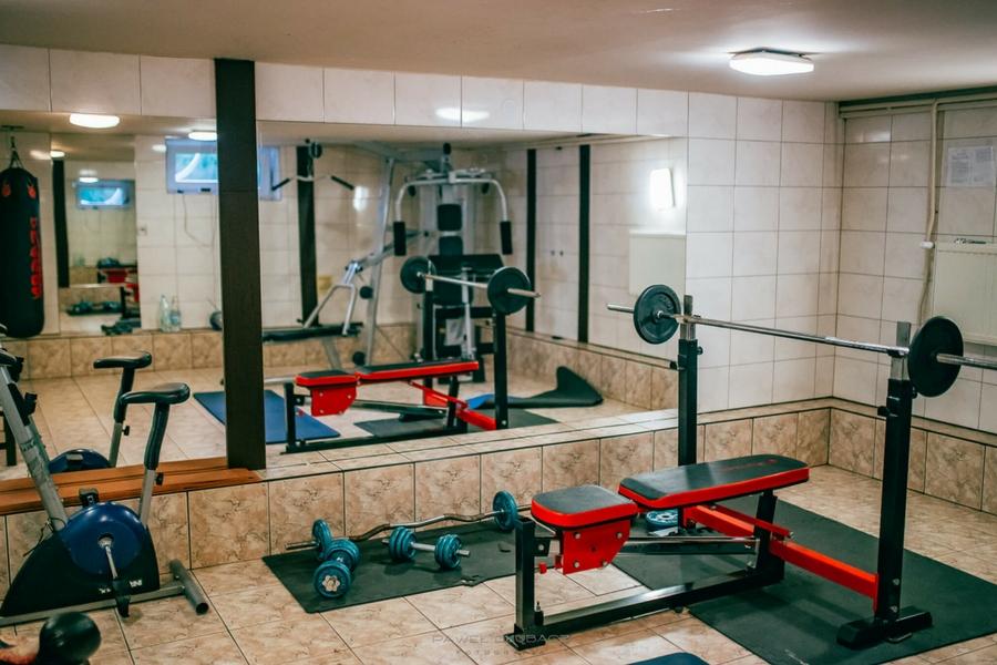Prywatne Centrum Terapii Uzależnień Koninki, Ranking Ośrodków Terapii, Siłownia