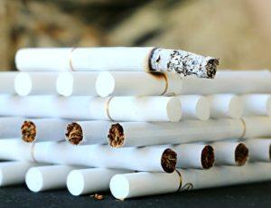 Trudy uzależnienia, Ranking Ośrodków Terapii, nikotynizm