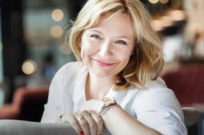 Adriana Klos, psycholog, psychoterapeuta,