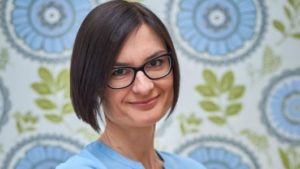 Izabella Grzyb - psycholog, psychoterapeuta