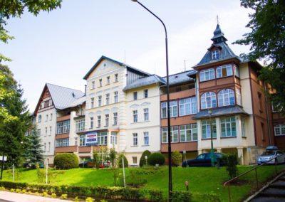 Ośrodek Terapii Traumy w Sanatorium Uzdrowiskowym Chemik Duszniki-Zdrój