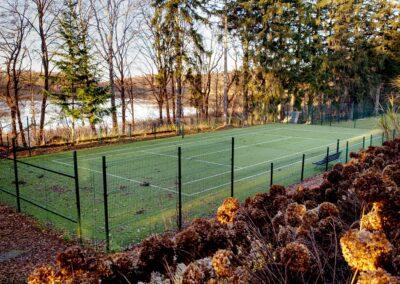 kort tenisowy nefo