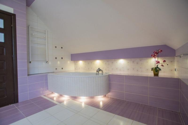 Ośrodek Terapeutyczny Revenu Białystok, łazienka