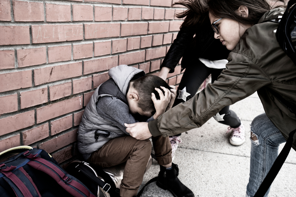 Przemoc w szkole, czy dotyka Twojego dziecka?