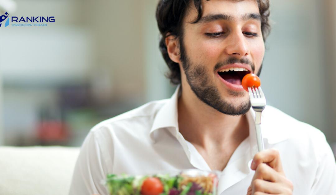 Dieta, a dobre samopoczucie i zdrowie psychiczne