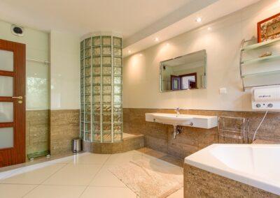 Ośrodek Terapii Insieme łazienka