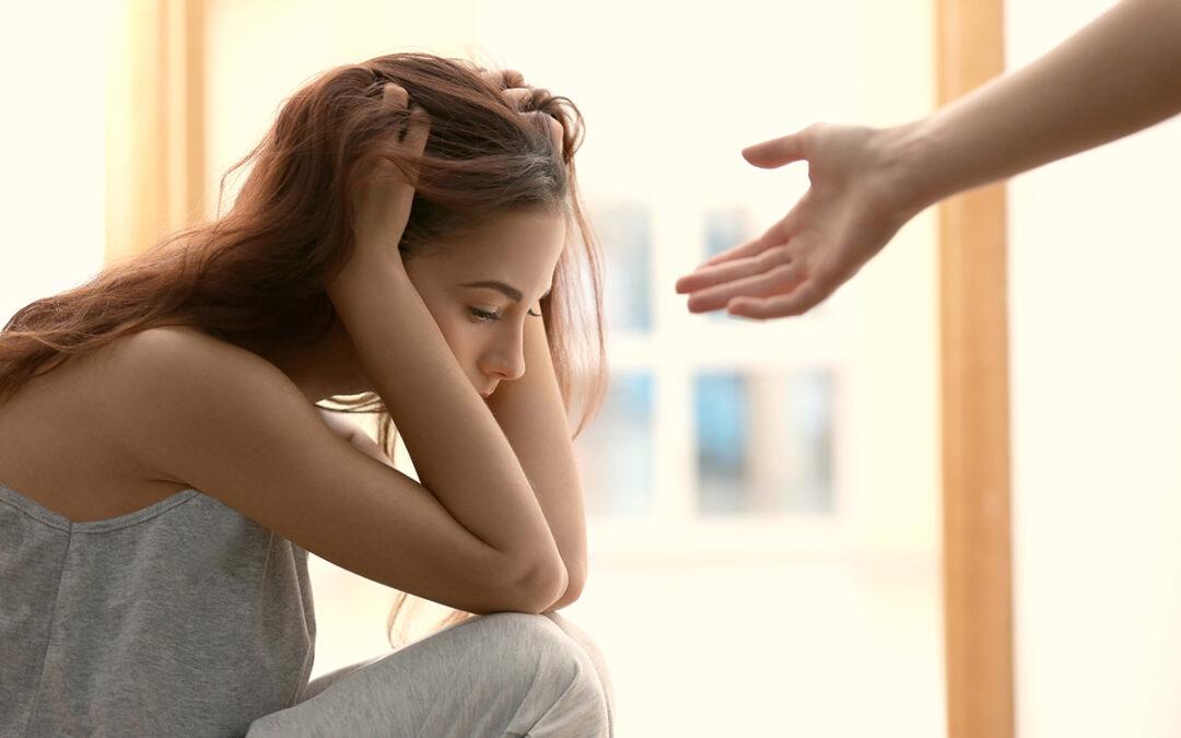 10 wskazówek jak obchodzić się z osobą chorą na depresję