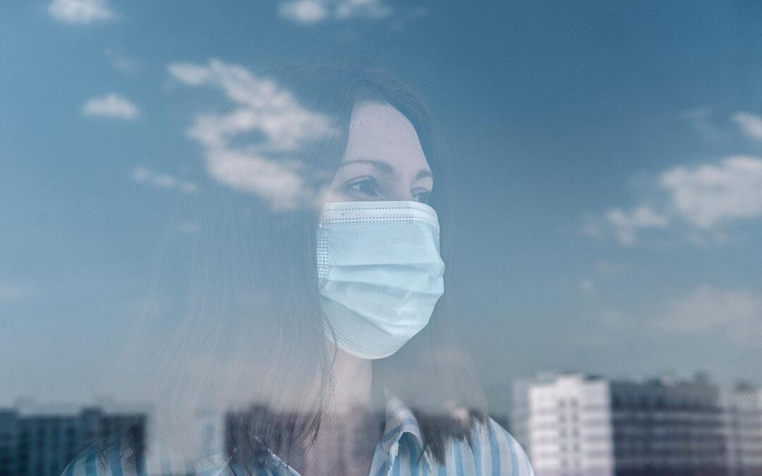 Pandemia a zdrowie psychiczne – Jak radzić sobie z samotnością