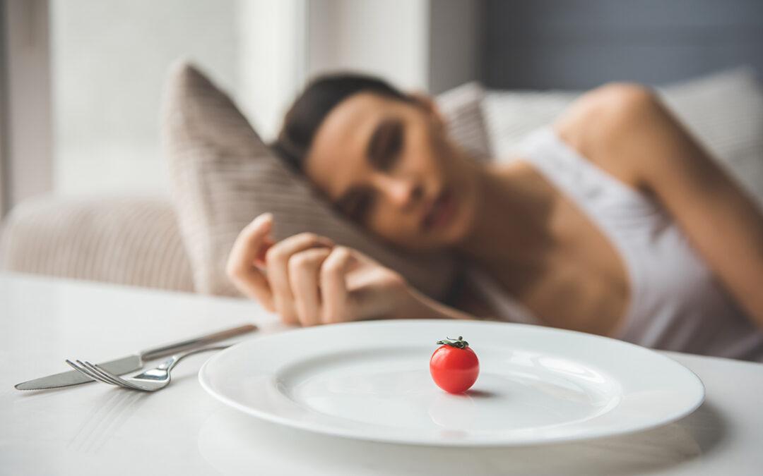 Zaburzenia odżywiania – Kiedy poprosić o pomoc?