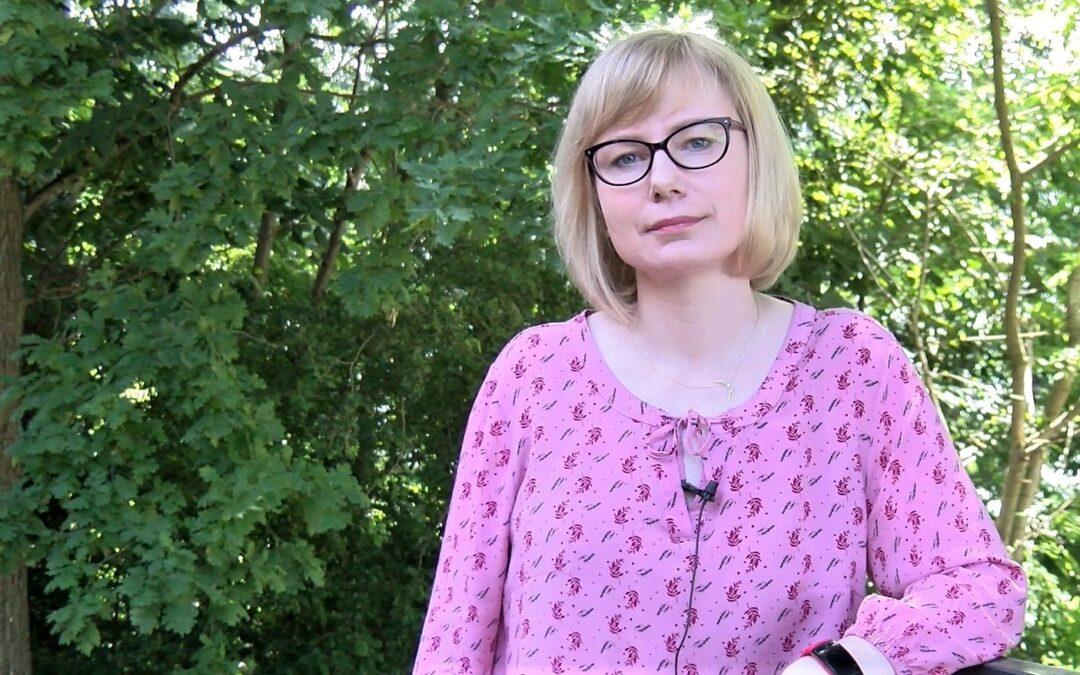 Alina Lipkowska – Specjalista psychoterapii uzależnień