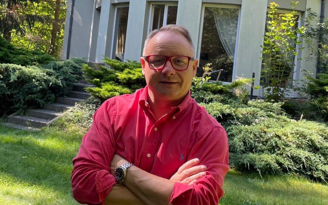 Wywiad z Panem Leszkiem Polkowskim – współwłaścicielem Ośrodka Detoksykacji Twój Detoks w Konstancinie